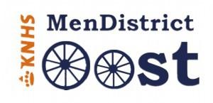 Logo mendistricht Oost