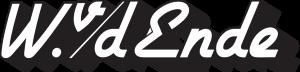 23. W. v:d Ende - logo